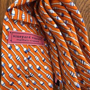 Vineyard Vines Accessories - Vineyard Vines 100% Silk Men's Necktie